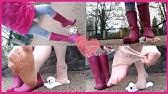 Fußfetisch-Compilation mit leidenschaftlichen Eurobabys