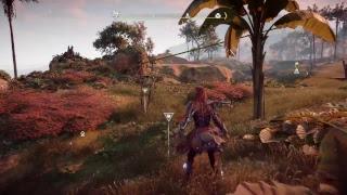 Horizon Zero Dawn - Hunting machines again