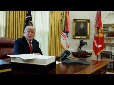 Republican lawmakers challenge Trump over steel, aluminum tariffs
