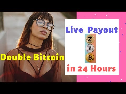 Double your bitcoin ✔ in 24 hours 💯 no software no payment   Live Withdraw   AutoCoinBuilder.com