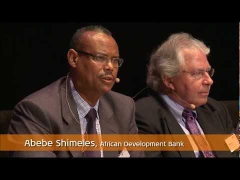 ReCom: Jobs - Aid at Work seminar 4/10 - Abebe Shimeless