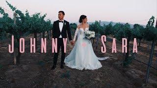 Johnny \u0026 Sara Wedding: Ponte Winery in Temecula, CA