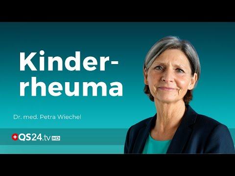 Juvenile idiopathische Arthritis – Kinderrheuma