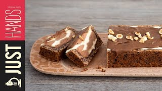 Cookie cheesecake loaf | Akis Petretzikis Kitchen