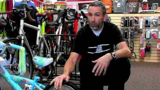 Bicycle Repair & Ownership : How to Put Training Wheels on a Bike