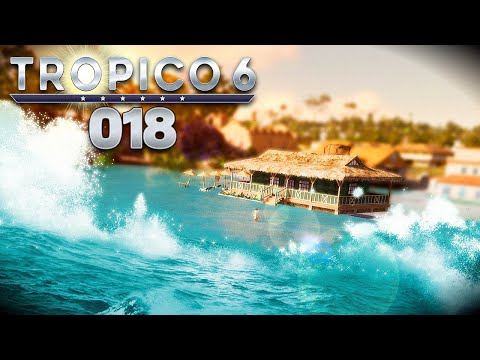 TROPICO 6 🌴 018: Waterworld