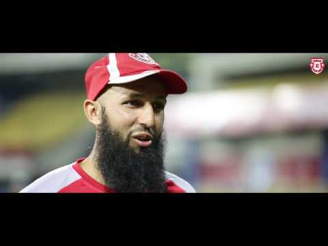 Hashim Amla and Eoin Morgan Net Session | KXIP | IPL 10