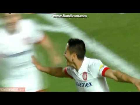 San Lorenzo no pudo ante el Toluca y sólo empató en un partido atractivo