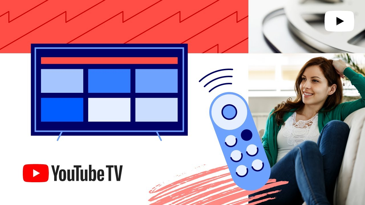 How to watch YouTube TV on your television with the TV app | US only - YouTube