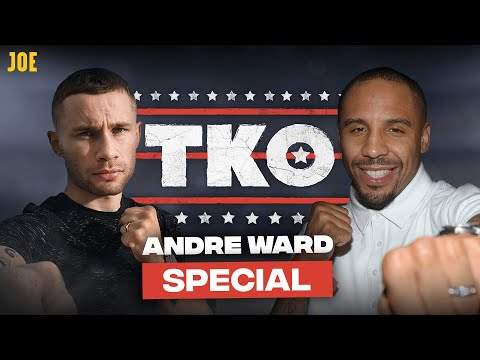 Andre Ward talks about his bad blood with Carl Froch