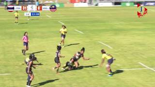 LIVE: 30th SEA Games 2019 Rugby 7s Women's Pool Round 4 (8 December 2019)