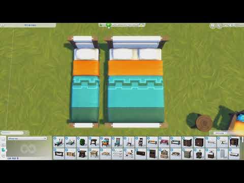 Le mode achat et construction - Les Sims 4 Dans la Jungle !