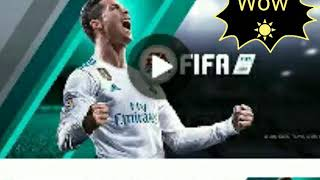 تحميل لعبة (FIFA 18) من علي Google Play Video