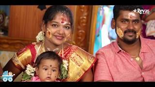 Suganya Karthick Bangle Ceremony