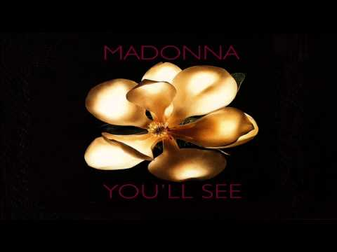 Madonna You'll See (Skin Bruno DWT Style Edit)