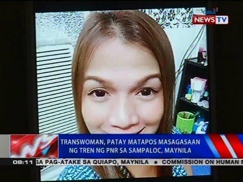 NTVL: Transwoman, patay matapos masagasaan ng tren ng PNR sa Sampaloc Manila
