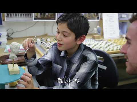 制作現場に潜入!映画『犬ヶ島』メイキング en streaming