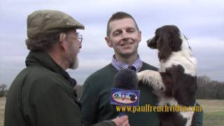2012 English Springer Spaniel Championship - Winner Interview And Highlights