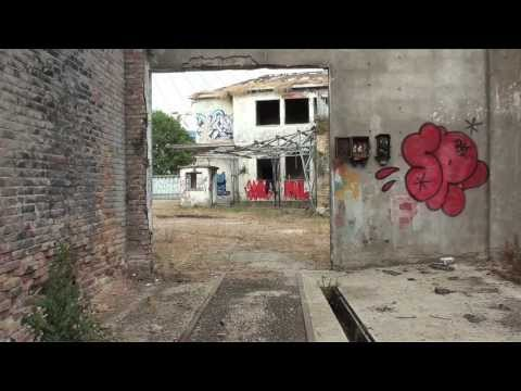 Fabbrica abbandonata - Marghera
