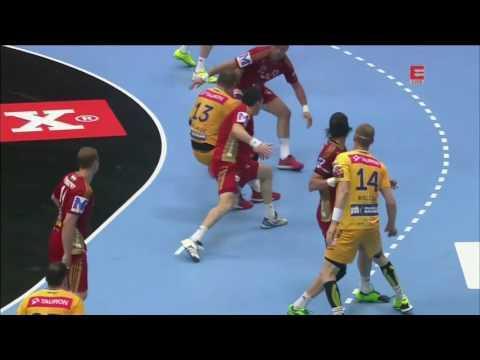 Vive Tauron Kielce  vs  MKB Veszprem  - niesamowita pogoń mistrzów
