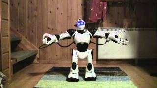 Binaural Recording - Robot SFX