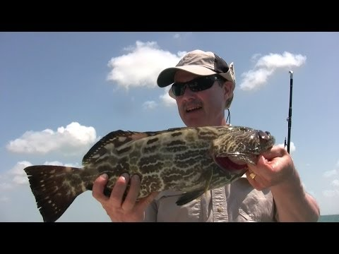 How to Catch Grouper in the Florida Keys