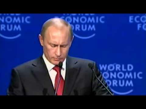 Davos Annual Meeting 2009 - Vladimir Putin