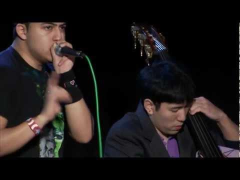 Beatbox champion meets Juilliard bassist: Jonathan Lopez and Man Wai Che at TEDxYouth@BeaconStreet *