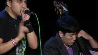 Beatbox champion meets Juilliard bassist: Jonathan Lopez and Man Wai Che at TEDxYouth@BeaconStreet *