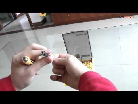 Handy Precision Maintenance Tool Screwdrivers Set (45-Piece) - DealExtreme