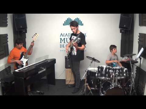 Tomás Bastião Bateria Prof João Santiago Teenage Kicks The Undertones Acomp Miguel Duarte e Berna