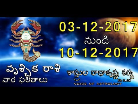 Free Download Videos of WEEKLY ASTROLOGY IN TELUGU