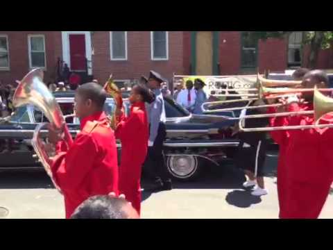 United House of Prayer limousine