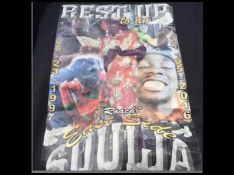 "xxxtentacion feat. $ki Mask ""The Slump God"" - R.I.P ROACH ""EAST SIDE SOULJA"" (Prod. Stain)"