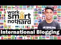 International Blogging (Best Blogging tips 2019 in Hindi)