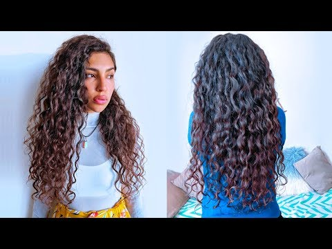 My Curly Hair Routine :)