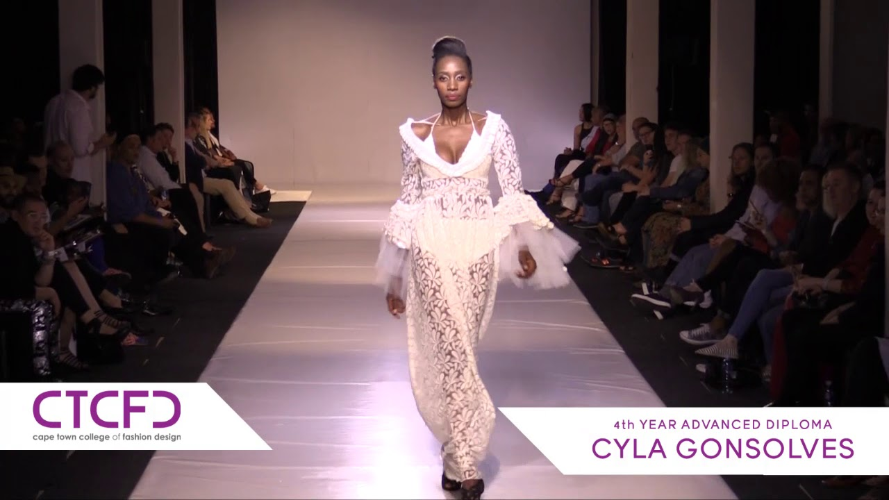 Cyla Gonsolves 4th Year Advanced Diploma Collection Ctcfd Fashion Show 2017 Youtube