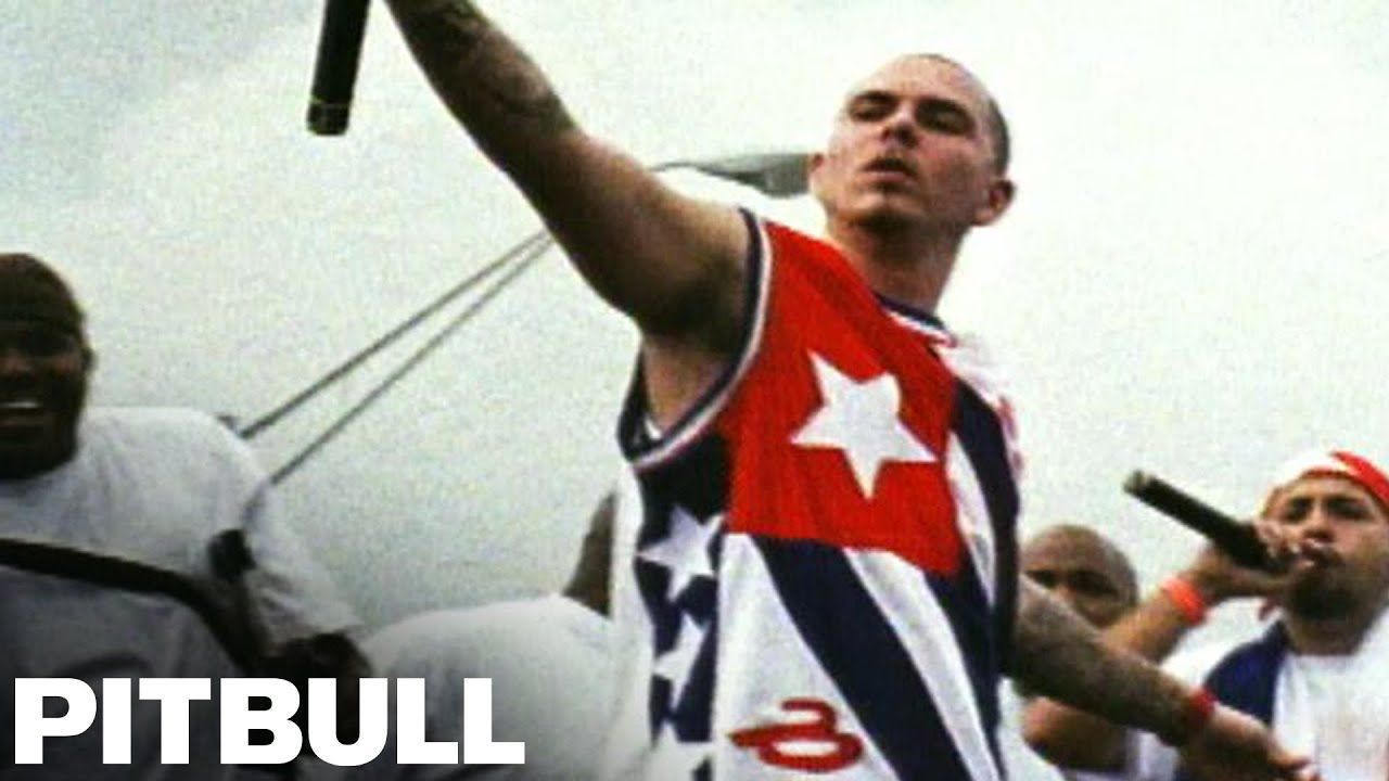 Pitbull - Culo ft. Lil Jon (Official Video)