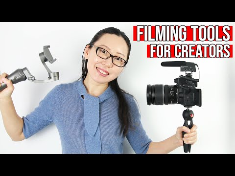 My Equipment For YouTube | 📷Camera, Lens, Mic & More