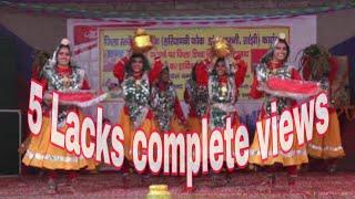 haryanvi lok geet dance