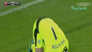 Video Gol Pertandingan Burnley vs Crystal Palace
