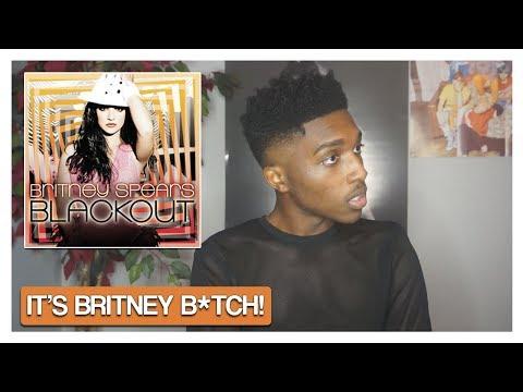 Britney Spears - Blackout Album (REACTION) *ICONIC QUEEN* | Jayden Alexander