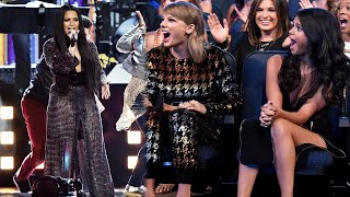 Celebrities REACTING to Demi Lovato's INCREDIBLE VOICE!!