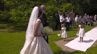 Jana & Jan - Svatební video klipy-Zámek Loučeň