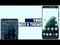 Void - Miui 8 Third Party Theme | Not available in Theme Store |  April 2017