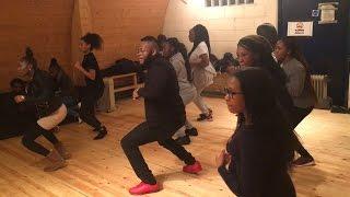 bm teaches makolongulu dance in london