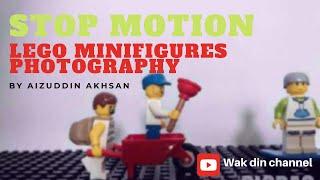 Lego Animation- Excident #picpac #timelapse #stopmotion #lego
