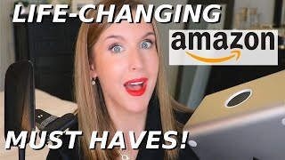 15 Amazon Products That Will CHANGE YOUR LIFE | You NEED These! | 2019