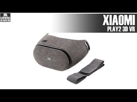 Virtuální Realita - Xiaomi PLAY2 3D VR Headset - Recenze (CZ)