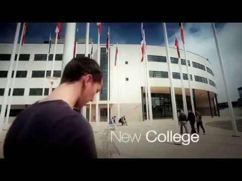 Hartlepool FE College TV advert SD